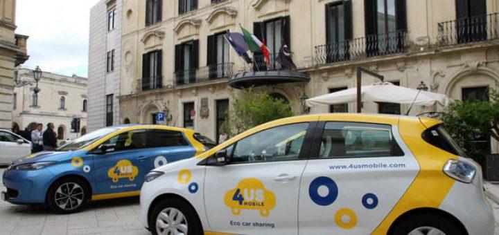 lecce car sharing